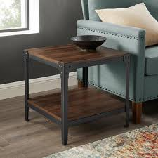 walker edison furniture company rustic