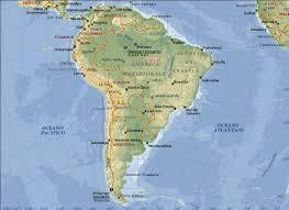 Cartina Sud America Fisica Pieterduisenberg