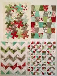 Porch Swing Quilts: Friday Finish: Stockings! | Patchwork and ... & 4 mini quilt tops that will become Christmas stockings using Thimble  Blossoms Merry pattern, by the-Stashmaster Adamdwight.com