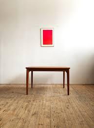 Danish Mid Century Modern Teak Dining Table By Grete Jalk For Etsy