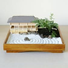 Small Picture Miniature zen garden for relaxing small garden ideas