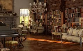 Music Living Room Victorian Room By Sanfranguy On Deviantart Ataletasse Ev Kitapla K