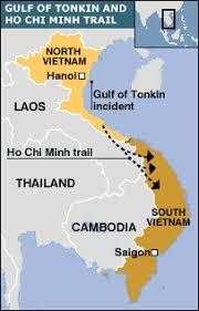 「the Gulf of Tonkin off Vietnam.」の画像検索結果