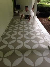 concrete patio floor paint ideas yard floor painting painted concrete painted concrete floors diy