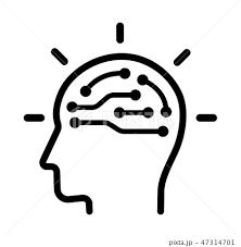 Ai人工知能 アイコン回路のイラスト素材 47314701 Pixta