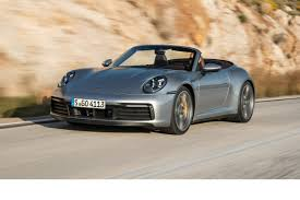 Oddly enough, it feels like we've spent all of 2018 waiting for the 2020. Porsche 911 992 Cabriolet Review New 911 Loses Its Roof But Sacrifices Little Else Evo