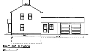Panoramic View House Plans Riverfront In KoreaView House Plans