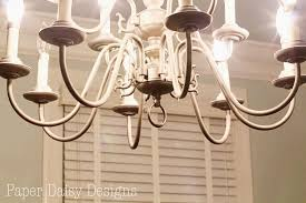 leave it to crazy me to fret over how to fix this for a month fix it and then go out and an antique chandelier to replace it with anyway