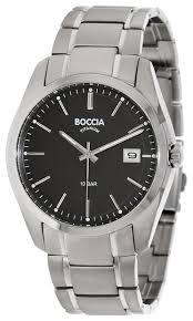 Наручные <b>часы BOCCIA</b> 3608-04 — купить по выгодной цене на ...