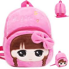 new baby baby small backpack small wanderers 1 year old 2 years old cartoon small book bag custom whole a generation of hair
