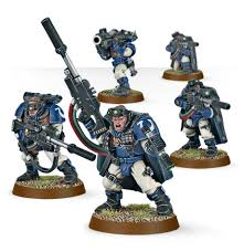 Space Marine Scouts With Sniper Rifles Games Workshop Webstore