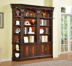 parker house corsica library bookcase wall unit