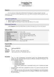 Xml Resume Example Xml Resume Chief Project Engineer Sample Resume