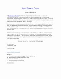 Formal Resume Format Download Best Of Simple Resume Templates
