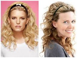 Hairstyle For Oval Face Shape curlyhairstylewithheadbandforovalfaceshape women hairstyles 2144 by stevesalt.us