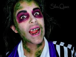 beetlejuice makeup tutorial beetlejuice makeup tutorial