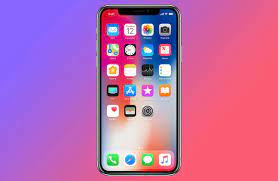 These weird new iPhone X wallpapers do ...
