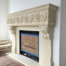 cad drawings royal corinthian the dola cast stone fireplace surround