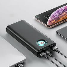 <b>baseus 20000mah</b> type c pd fast charging + quick charge 3.0 usb ...