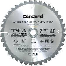 metal chop saw blade. concord blades acb1000t080hp 10-inch 80 teeth tct non-ferrous metal saw blade - amazon.com chop