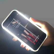 Light Up Selfie Phone Case Iphone 5c Iphone 7 Plus Light Up Case