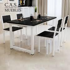 casa muebles sonrier series benedict 120cm contemporary white steel round edged rectangular design
