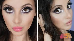 eye makeup tutorial for big brown eyesbig brown eyes makeup tutorial you