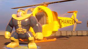 How the Thanoscopter Could be Deployed ...