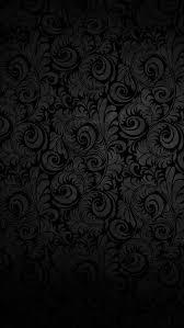 dark flower texture pattern iphone 5