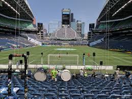 Seattle Sounders Centurylink Field Seating Chart Seattle Sounders Seating Chart Seating Chart