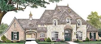 country french house plans.  House House Plan 66235  French Country With 3769 Sq Ft 4 Bedrooms 5  Bathrooms 3 Car Garage In Plans