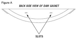 midmark m11 door dam gasket kit midmark part 002 0508 00 midmark m11 midmark m11d door gasket installation instructions