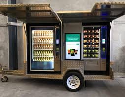 Vending Machine Trailer Extraordinary Homepage Mobile Vending