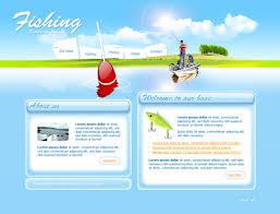 Fishing Free Templates Online