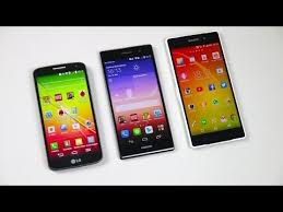 Huawei Ascend P7 vs. Sony Xperia Z2 vs. LG G2 Mini: Benchmark ...