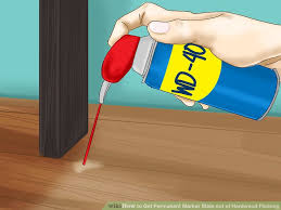 image titled get permanent marker stain out of hardwood flooring step 20