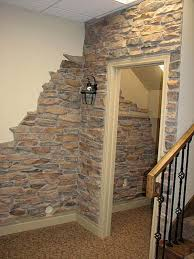 faux stone makeover woohome 3