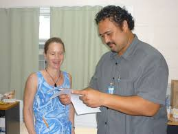 Providing eye care to the Cook Islands