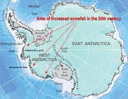 antarctic ice sheet growing yet another study shows antarctica gaining ice mass snowfall