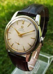 antiques atlas antique and vintage mens watches a gents 1950s omega wrist watc
