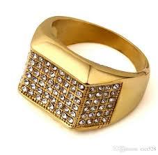 6 pecs hip hop rings ring size 9 10 11 12 men women gold diamond hip hop bling bling pave cz bague iced out ring gold women wedding bands diamond earrings