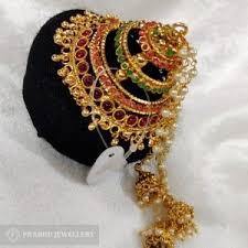 Andal Kondai - Hair Accessories - Prabhu Jewellers
