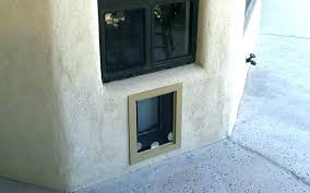 in wall dog door in wall dog door dog door installation brick wall wall entry electronic