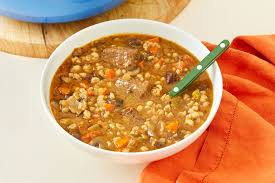 best beef barley soup recipe how to