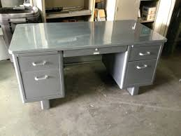 amusing metal office desk unique designing home inspiration old metal desk makeover old metal desks old fashioned metal school desk