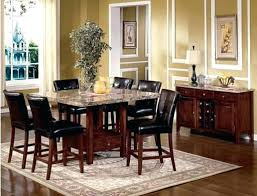 pub dining table and chairs round pub table sets pub dining room set counter height table