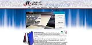 Design Plastics Inc Highland Plastics Inc Plastic Materials