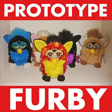 Furby Sales Chart Only 1 On Ebay Prototype Rusty Dots Spanish Furby