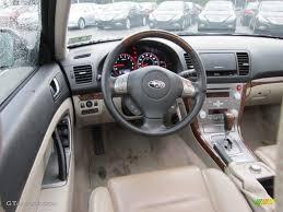 2008 Subaru Outback 3.0 R 3.0R L.L.Bean Edition Wagon Dashboard ...