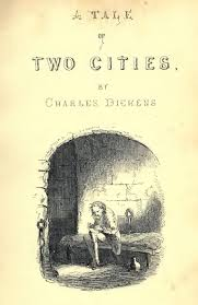 a tale of two cities by charles dickens original